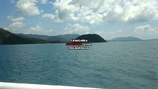 thailand from koh smui to donsack surat thani