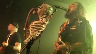 "SOULFLY - ""JUMPDAFUCKUP / EYE FOR AN EYE"" 10/03/2014 MAXIMUM CAPACITY - CHICOPEE,MASSACHUSETTS"