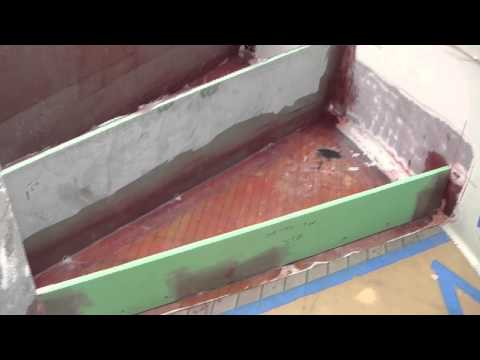 Jacuzzi Fiberglass Stair Fabrication From Scratch