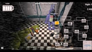 Roblox-Freddys Pizzeria 2-Part 1-Vent Trouble!-