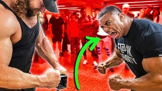 LARRY WHEELS & CLARENCE DON
