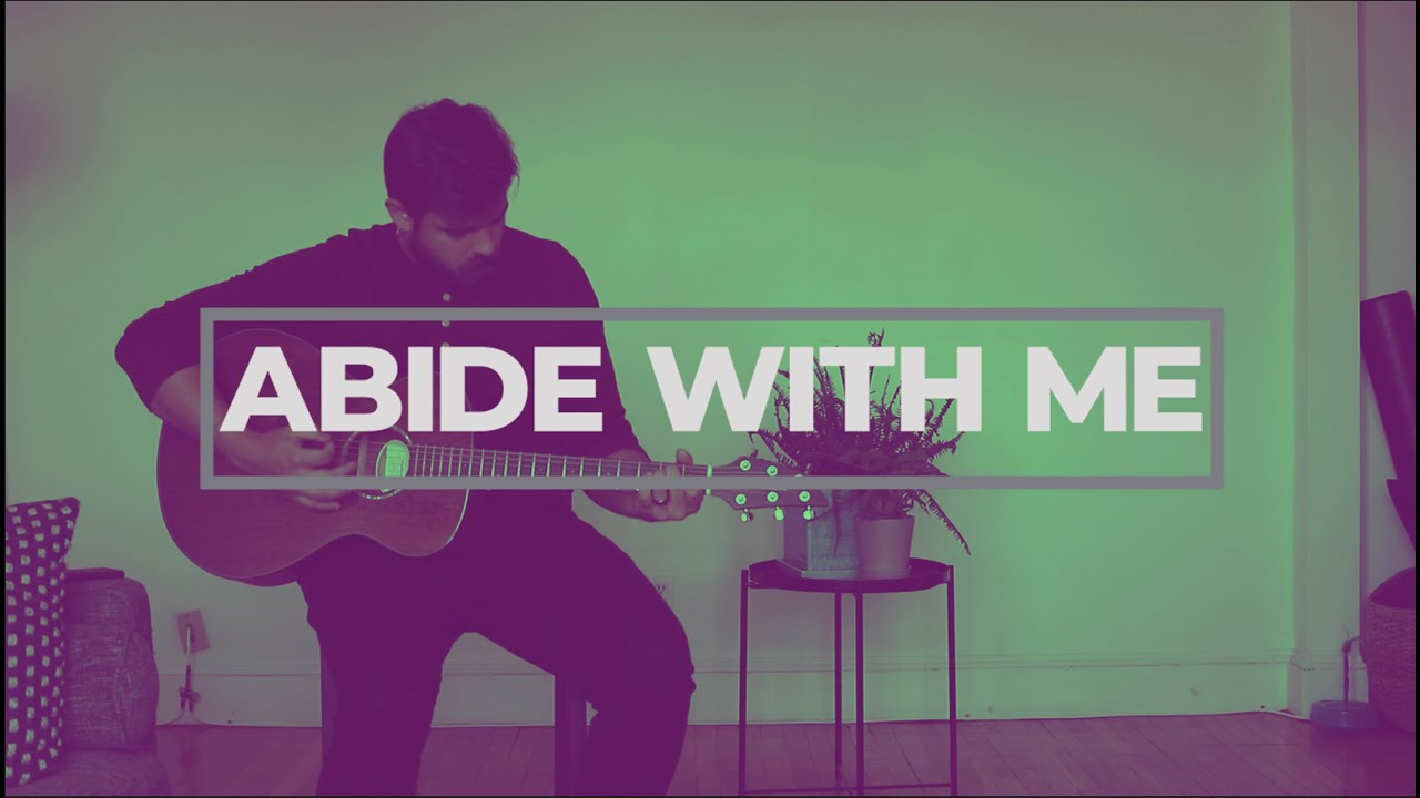 Abide With Me Acoustic Worship Mosaic Music Youtube