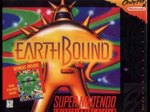 EarthBound - Onett Theme [HQ]