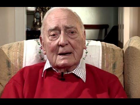WW2 Veteran Recalls D-Day Memories
