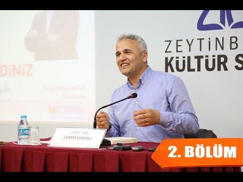 download MANTIKU'T TAYR OKUMALARI Prof. Dr. Ekrem DEMİRLİ [25.05.2017 / 2.Bölüm]