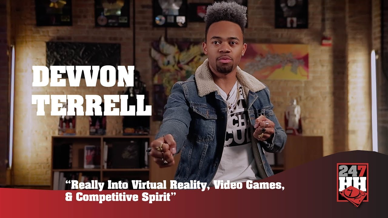 20825d78ebc Devvon Terrell - Really Into Virtual Reality