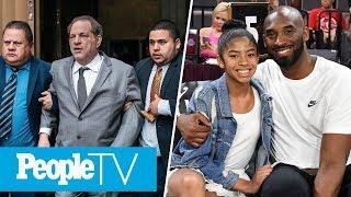 Inside Kobe Bryant & Gianna's Public Memorial, Harvey Weinstein Guilty On 2 Counts   PeopleTV