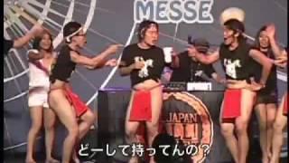 男子寮サマーソニック2008出演!