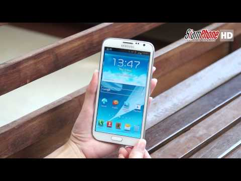 [HD] Samsung Galaxy Note 2 Review [TH-SUB]