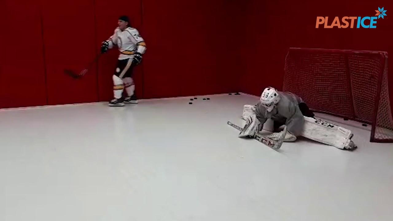 Ice hockey on Synthetic Ice | PLAST-ICE