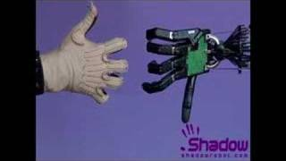 Shadow Robot Hand Manipulation