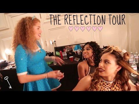 THE REFLECTION TOUR w Fifth Harmony, Jacob Whitesides, and Jasmine V! | Mahogany LOX