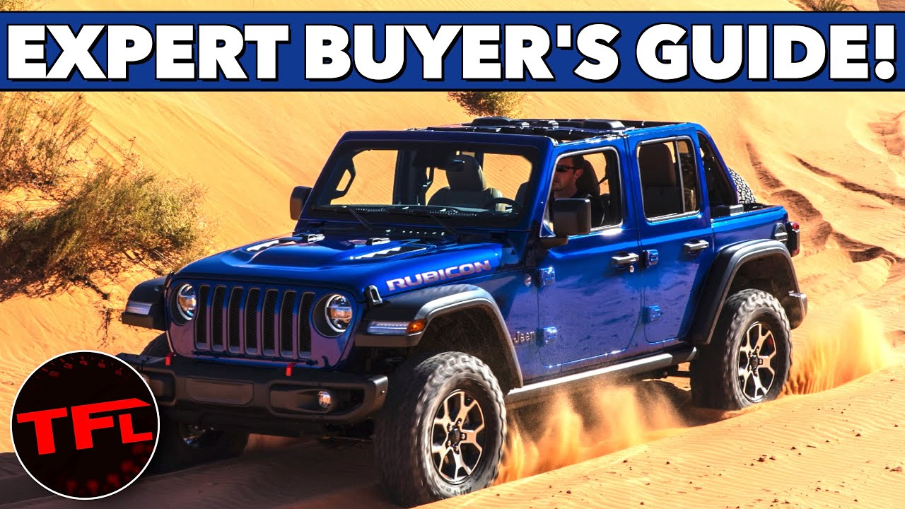 Watch This Before You Buy A New Jeep Wrangler! TFL Expert Buyer's Guide