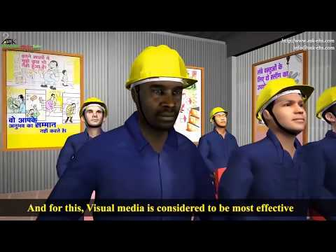 Safety Induction Training: One Medium to Educate Workers
