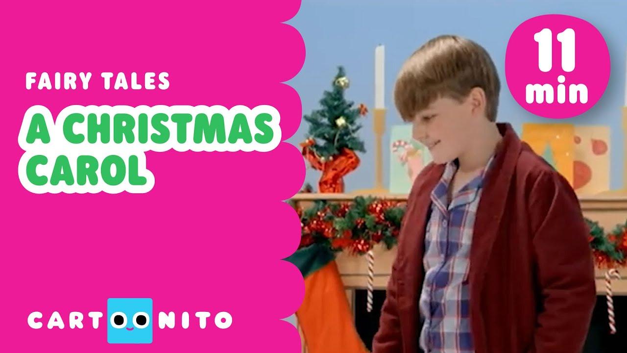 Download A Christmas Carol | Fairytales for Kids | Cartoonito UK