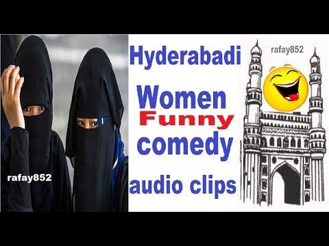 Hyderabadi Women Funny Urdu Language With Doctor, Comedy Audio Clip