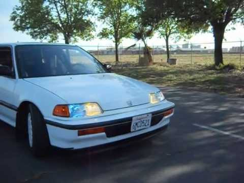 honda civic, 1991 г.
