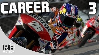 MotoGP 14 Career Mode Part 3 - Jerez! (MotoGP 2014 Gameplay Walkthrough)