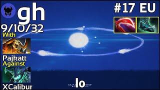 Support gh [Liquid] plays Io!!! Dota 2 7.20