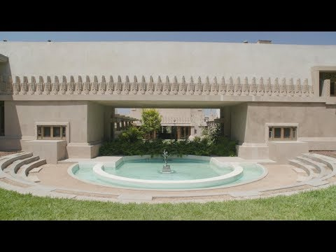 S9 E1: That Far Corner - Frank Lloyd Wright in Los Angeles