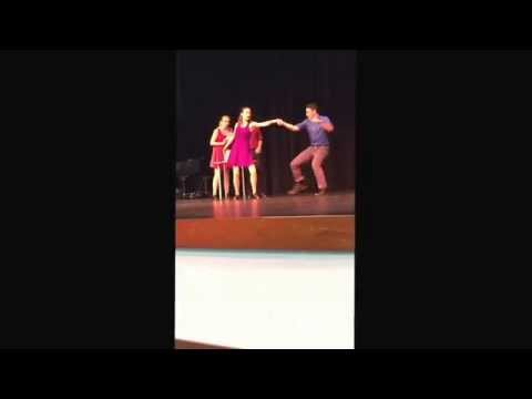Airport Song  Honeymoon in Vegas  District Festival Critics Choice Small Group Musical 2015