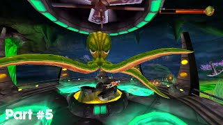 Kao Challengers PSP - Missiles Up Octopus Anus - Part 5