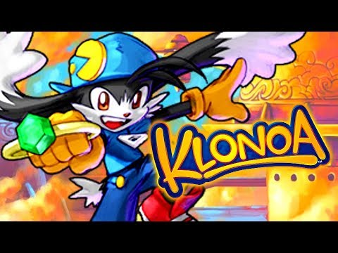 Tails' Long Lost Brother, Klonoa!