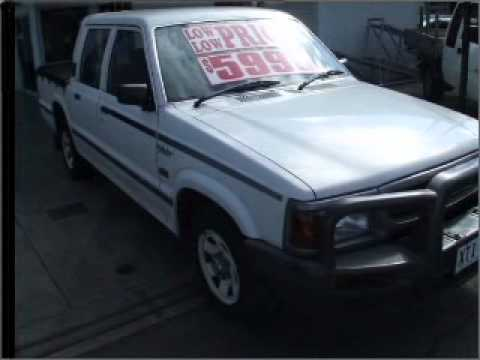 1998 FORD COURIER XL - Adelaide SA
