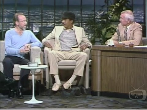 George Carlin & Richard Pryor Carson Tonight  1981