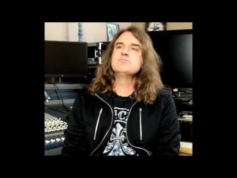 Megadeth's David Ellefson on Grammy nomination and more - Doro Pesch Lemmy tribute video