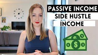 PASSIVE & SIDE INCOME REPORT - October 2020 | Passive Income UK 2020