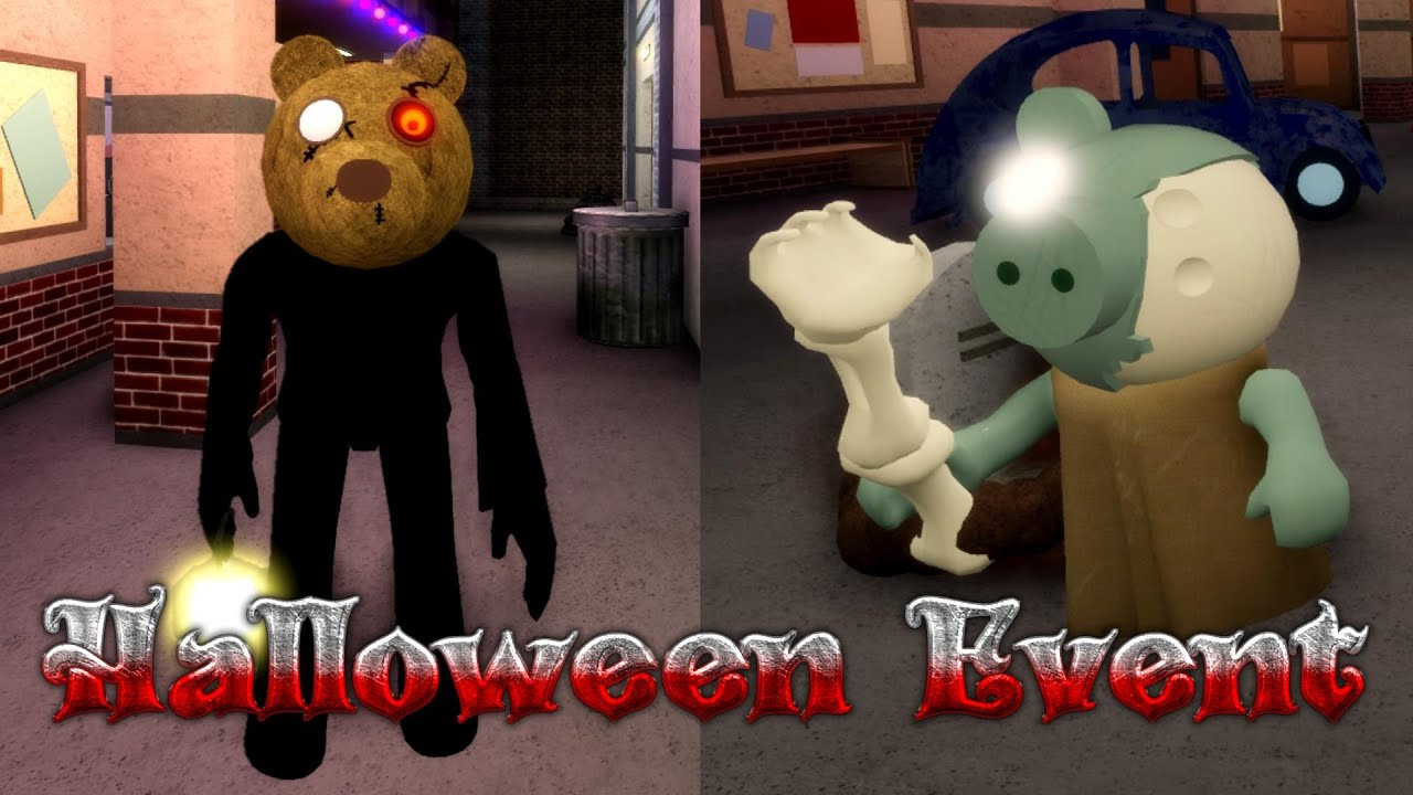 How To Unlock Mr Stitchy & Tombstone Trap   Roblox Piggy Halloween Event