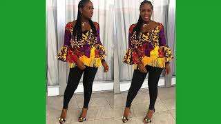Modern African Dress Styles 2018  : Best of African Collection