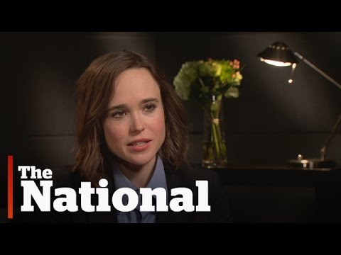 Ellen Page Interview | Into The Forest | Gaycation