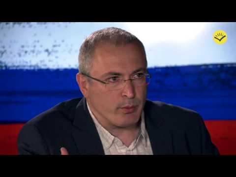 Ходорковский и Быков.