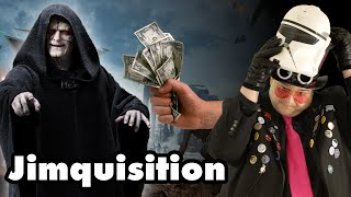 Beg Like Dogs For Electronic Arts! (The Jimquisition)