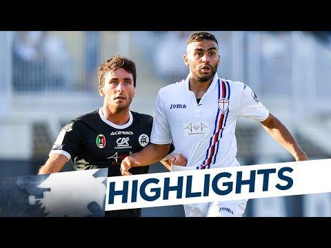 Highlights: Spezia-Sampdoria 2-1