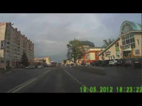 Наро-Фоминск: по главной улице через весь город