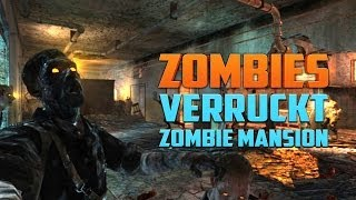 VERRUCKT ZOMBIE MANSION ★ Call of Duty Zombies (Zombie Games)