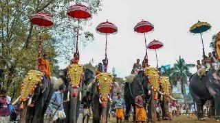 Kantha Njanum Varam Trissur Pooram Kanan..!!At CET Trivandrum @ DISHA 2015