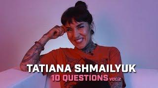 10 questions with Tatiana Shmailyuk   JINJER (VOL.2)