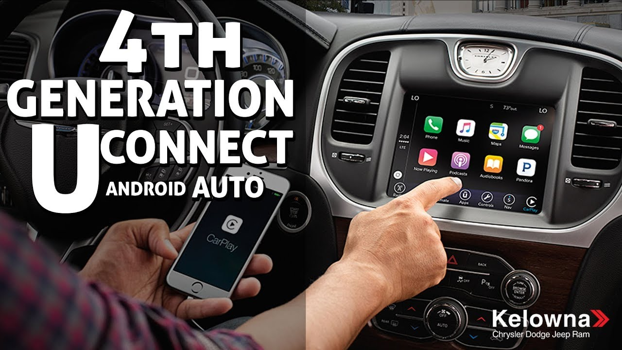 Uconnect Android Auto - Premium Android