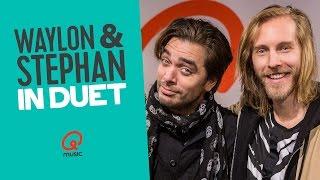Waylon & Stephan Bouwman -
