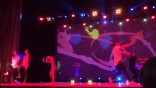 Танцы на ТНТ битва сезонов в Томске.  Было очень круто