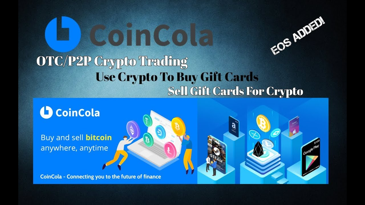 buy giftcard with cryptocurrency