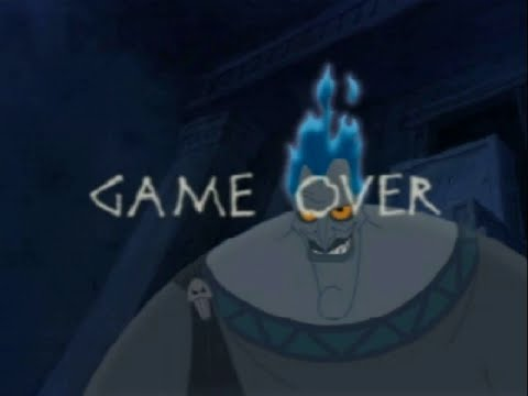 Game Over - Disney's Hercules - Failure Compilation