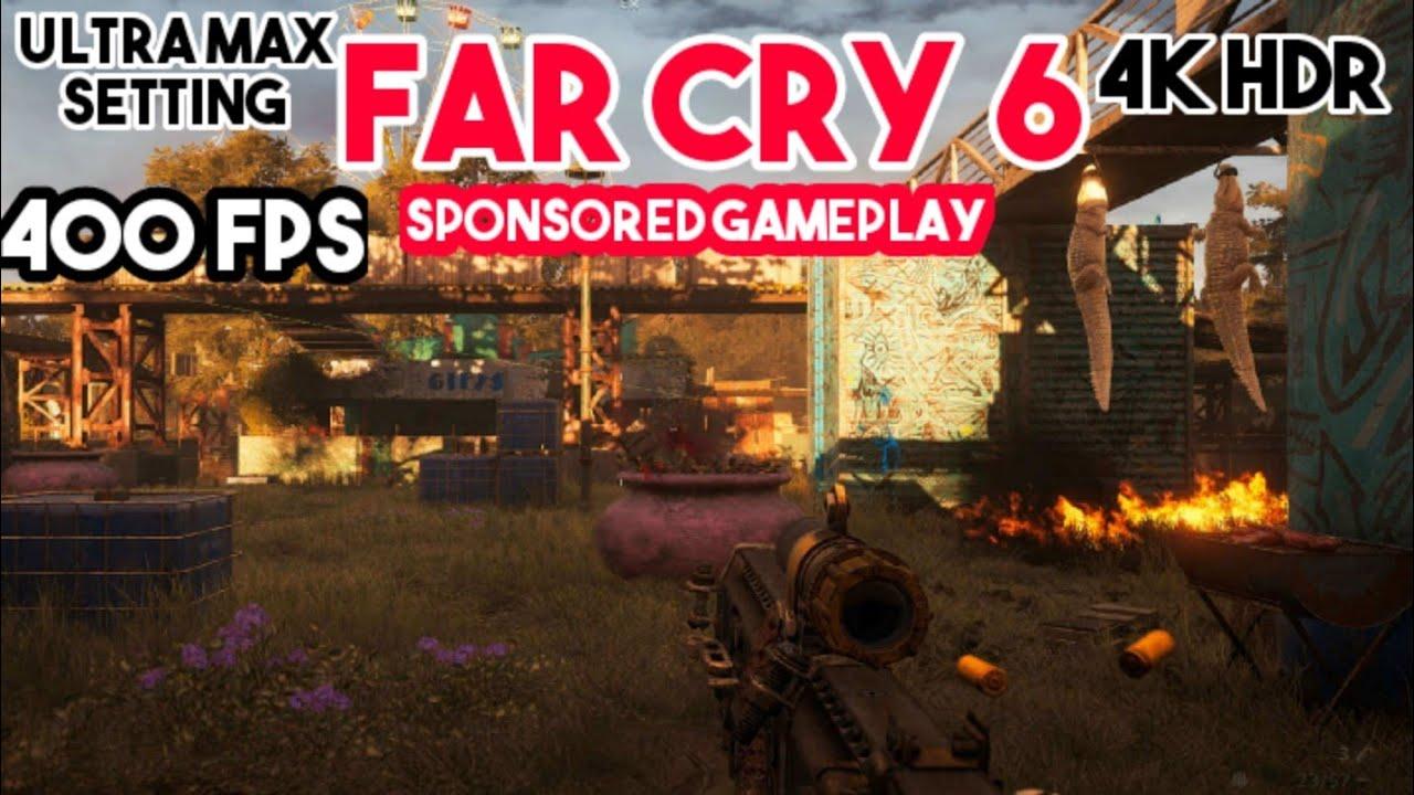far cry 6 gameplay screenshots
