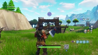 haydenbrady42 PS4 Fortnight game play