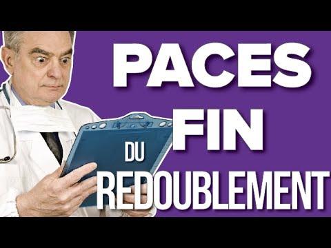 PACES : LA FIN DU REDOUBLEMENT..POURQUOI ?!