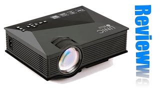 Uvistar (Unic) UC46 Home Projector: Review